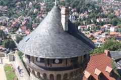 Harz-Wernigerode-088-Vergezicht-met-toren-vanaf-Burg-Wernigerode