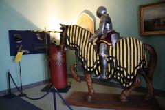 Harz-Wernigerode-095-Burg-Wernigerode-Ridder-met-lans-te-paard