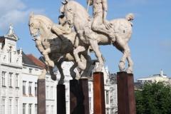 81-Paarden-op-het-Albertinaplein