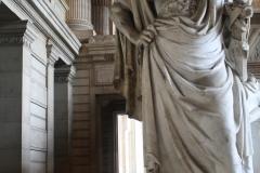 Justitiepaleis-Sculptuur-Domitius-Ulpianus