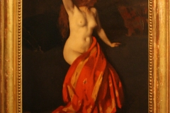 Museum-Jan-Cunen-177-Willem-Witsen-1920-Zittend-Naakt-met-rode-doek