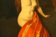 Museum-Jan-Cunen-178-Willem-Witsen-1920-Zittend-Naakt-met-rode-doek-detail