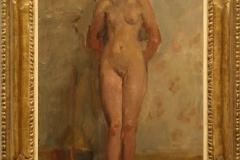 Museum-Jan-Cunen-162-Isaac-Israels-ca-1924-1926-Staand-Naakt