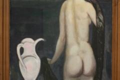 Museum-Jan-Cunen-127-Jan-Sluijters-1919-Vrouwelijk-Naakt-op-de-rug-gezien