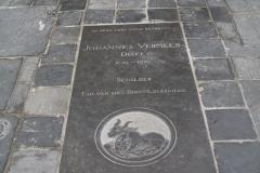 Delft-Oude-Kerk-073-Grafsteen-Johannes-Vermeer