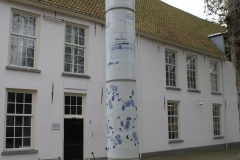Delft-295-Delfts-Blauw-Lantaarnpaal