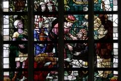 2016-04-08-Delft-Oude-Kerk-012-Raam-Mozes-in-biezen-mandje-detail