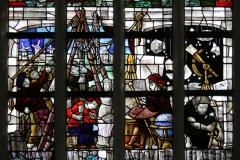 2016-04-08-Delft-Oude-Kerk-013-Raam-Mozes-in-biezen-mandje-detail