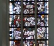 2016-04-08-Delft-Oude-Kerk-033-Onkruid-tussen-tarwe-de-grote-Maaltijd-Rijke-man-en-arme-Lazarus