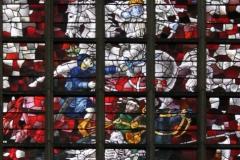 2016-04-08-Delft-Oude-Kerk-075-Raam-Vier-Apocalyptische-Ruiters-detail