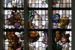 2016-04-08-Delft-Oude-Kerk-098-Raam-Onkruid-tussen-de-tarwe