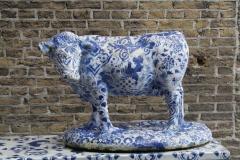 Delft-029-Delfts-blauwe-os-in-Bonte-Ossteeg