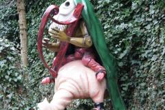 Den-Bosch-Binnendieze-054-Draak-met-harp-op-Penisschildpad