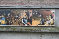 Den-Bosch-Binnendieze-118-Muurschildering-naar-Jheronimus-Bosch