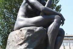 Denkende-Vrouw-4-detail
