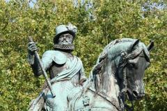 Ruiterstandbeeld-Willem-van-Oranje-3-detail