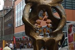 Sculptuur-Grotemarktstraat-10