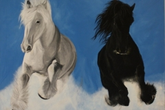 Diana-Den-Boon-Paarden-2012-Museum-Nic-Jonk-2