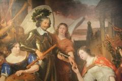Jan-de-Bray-1681-De-Haarlemse-Maagd-begroet-Frederik-Hendrik-2-detail