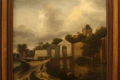 Nicolaes-Fransz-Hals-1670-ca-De-Zijlpoort-te-Haarlem