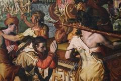 Pieter-Pietersz-1575-Drie-jongelingen-in-de-gloeiende-oven-2-detail