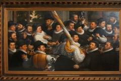 Cornelis-Cornelisz-van-Haarlem-1583-Feestmaal-van-een-korporaalschap-vd-Haarlemse-Cluveniersschutterij-1