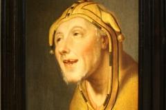 Cornelis-Cornelisz-van-Haarlem-1596-ca-Nar-met-gele-zotskap