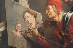Maerten-van-Heemskerck-1532-St-Lukas-schildert-de-Madonna-met-het-Christuskind-2