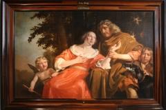7a-Jan-de-Bray-1677-Man-vrouw-zoon-en-Amor-1