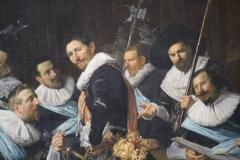 Frans-Hals-1633-Vergadering-van-officieren-en-onderofficieren-vd-Cluveniersschutterij-4-detail