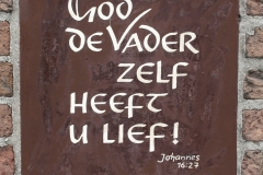 Alkmaar-Baangracht-Spreuk