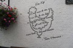 Vers-over-kip-van-Toon-Hermans-Maziestraat-Den-Haag