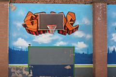 Sint-Truiden-320-Muurschildering-op-speelplaats-bij-school
