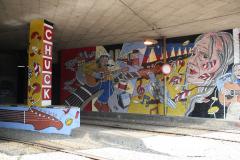 Den-Haag-271-Turfmarkt-In-en-uitgang-tramtunnel