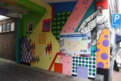 Nijmegen-154-Muurschildering-met-figuren