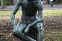 Frederik-Engel-Jeltsema-1960-Zittende-jongeling-3