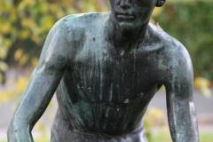 Frederik-Engel-Jeltsema-1960-Zittende-jongeling-7-detail