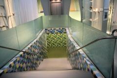 Groninger Museum 251 Trap naar de eerste verdieping