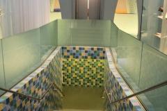 Groninger Museum 252 Trap naar de eerste verdieping