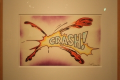 Groninger Museum 338 Crash - 1983 - Study #2