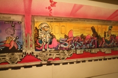 Groninger Museum 344 Wise-Bill Blast - 1983 - Zonder titel [detail]