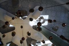 Groninger Museum 111 Jaime Hayon - Info Center Plafondpiegel