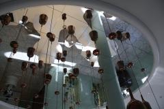 Groninger Museum 112 Jaime Hayon - Info Center Plafondpiegel