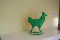 Groninger Museum 269 Jaime Hayon - 2006-2013 - Green Chicken