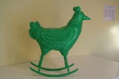 Groninger Museum 270 Jaime Hayon - 2006-2013 - Green Chicken