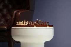 Groninger Museum 329 Jaime Hayon - Bijzettafeltje met schaakspel