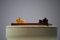 Groninger Museum 330 Jaime Hayon - Bijzettafeltje met schaakspel