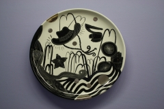 Groninger Museum 360 Jaime Hayon - Americona Plate