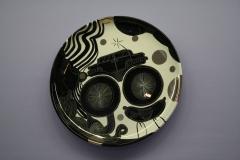 Groninger Museum 362 Jaime Hayon - Americona Plate