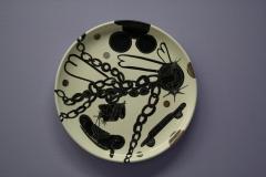 Groninger Museum 364 Jaime Hayon - Americona Plate